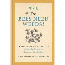 Do Bees Need Weeds