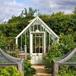 National Trust Alitex Hidcote Greenhouse