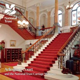 National Trust Arlington Court Guidebook
