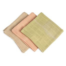 Full Circle Plant Based Dye Cleaning Cloths, set of 3