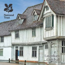 National Trust Lavenham Guildhall Guidebook