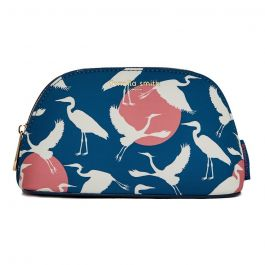 National Trust by Fenella Smith Heron & Moon Cosmetic Case
