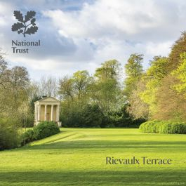 National Trust Rievaulx Terrace Guidebook