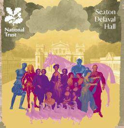 National Trust Seaton Delaval Guidebook