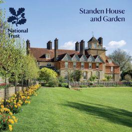 National Trust Standen Guidebook