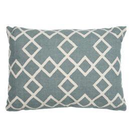 Weaver Green Juno Teal Floor Cushion