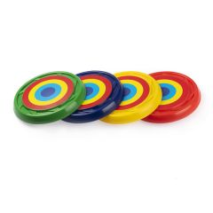 Recycled Rainbow Frisbee